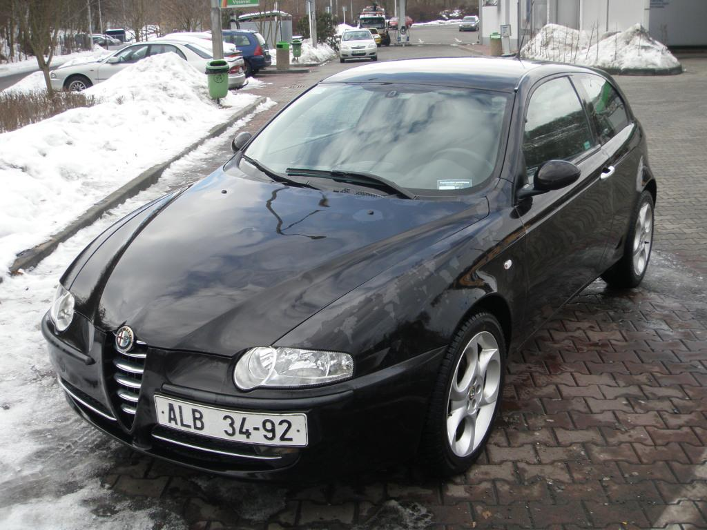 2001 Alfa Romeo 147 1 6 Benz 237 N 88 Kw 146 Nm border=